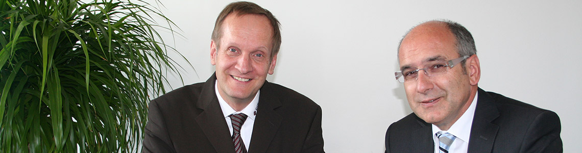 Bernd Hoffmann / Uli Schwab